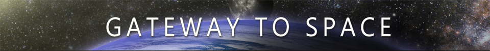 Gateway to Space Banner