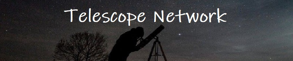 Telescope Network Banner